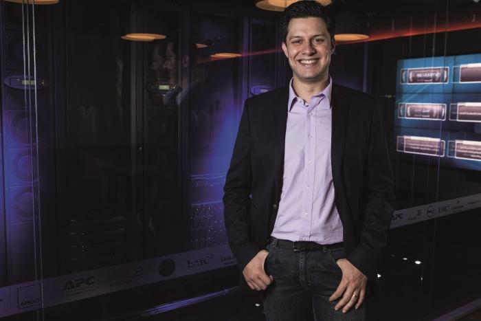 Richard Chaves, Diretor de Novas Tecnologias e Inovação da Microsoft