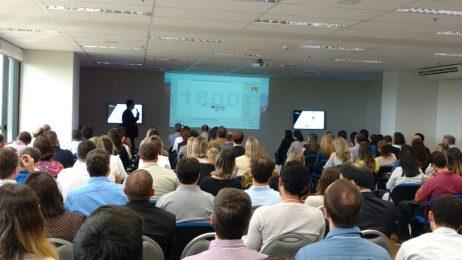palestra Comite desafiando os talentos da nova geração