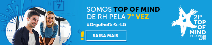 LG é Top of Mind de RH