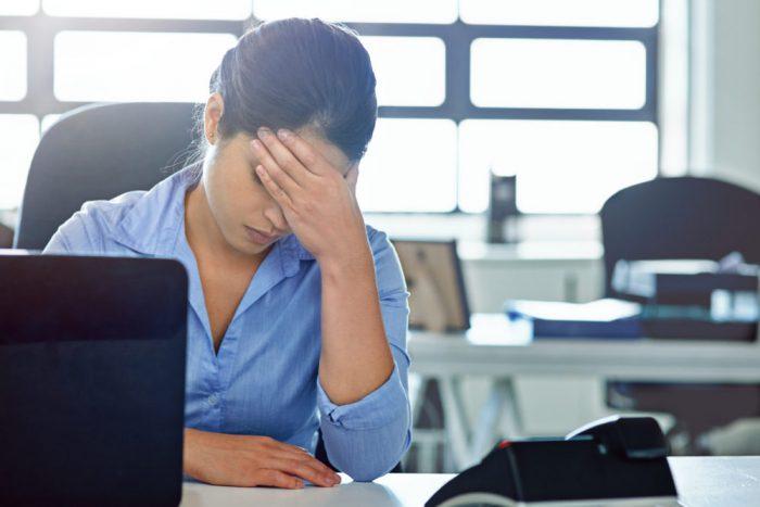 depressão nas empresas