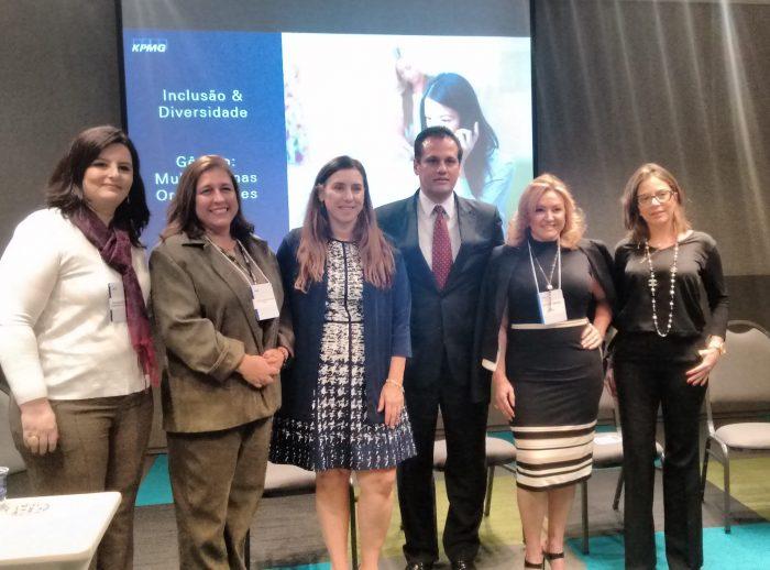 evento sobre empoderamento das mulheres