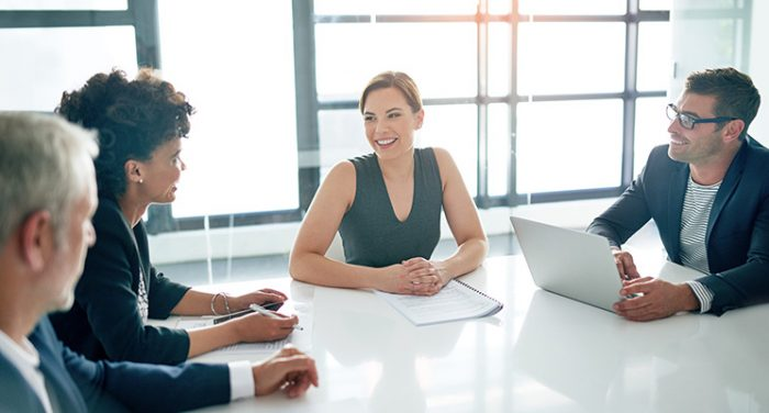gestão e liderança