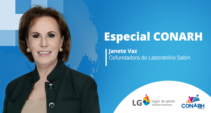 Janete Vaz CONARH