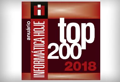 LG entre as 200 maiores de TI no Anuário Informática Hoje 2018