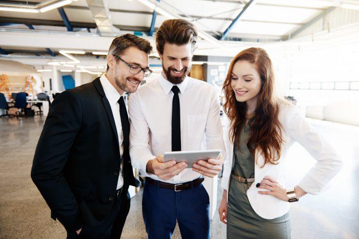 tecnologia a serviço das pessoas - gestão estratégica de pessoas