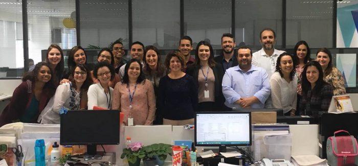 Equipe de RH OdontoPrev RH e inovação