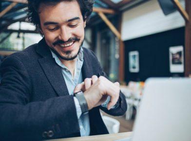 LG lugar de gente lança autoatendimento de RH para smartwatch
