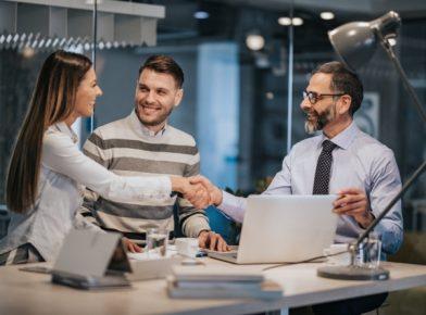 Protagonismo para pessoas, resultado para organizações