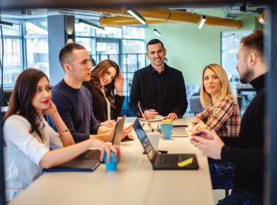 5 ações para impulsionar a evolução da cultura organizacional