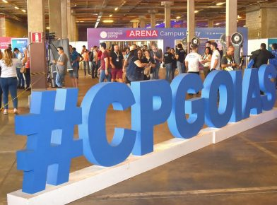 Campus Party Goiás discute papel da tecnologia no futuro do trabalho