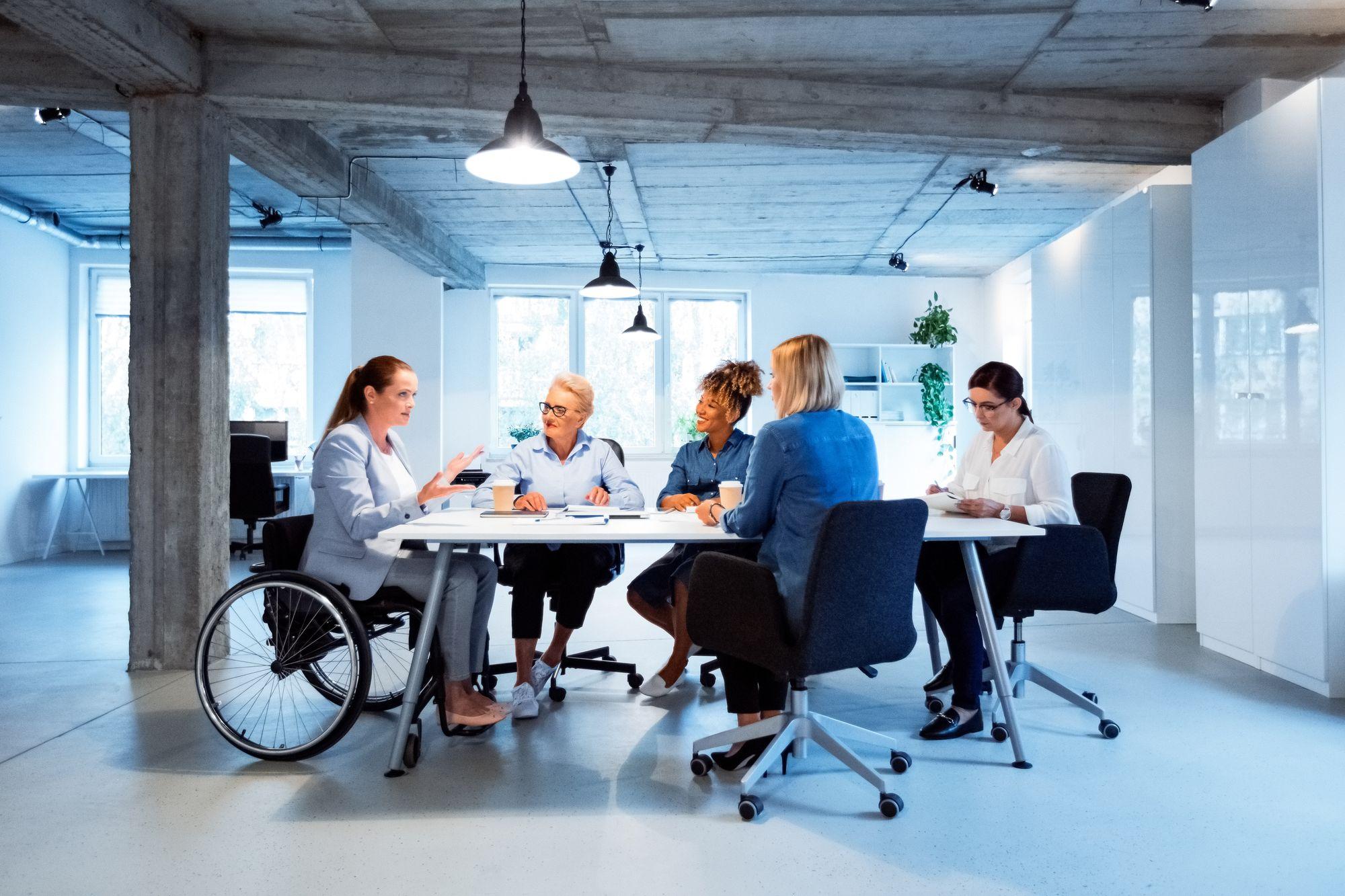 inclusão nas empresas