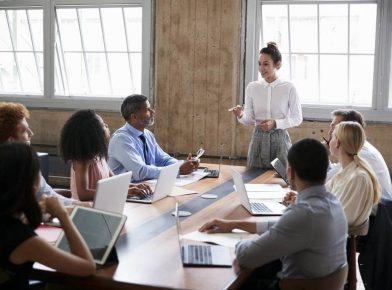 Quais são as características de uma liderança inspiradora?