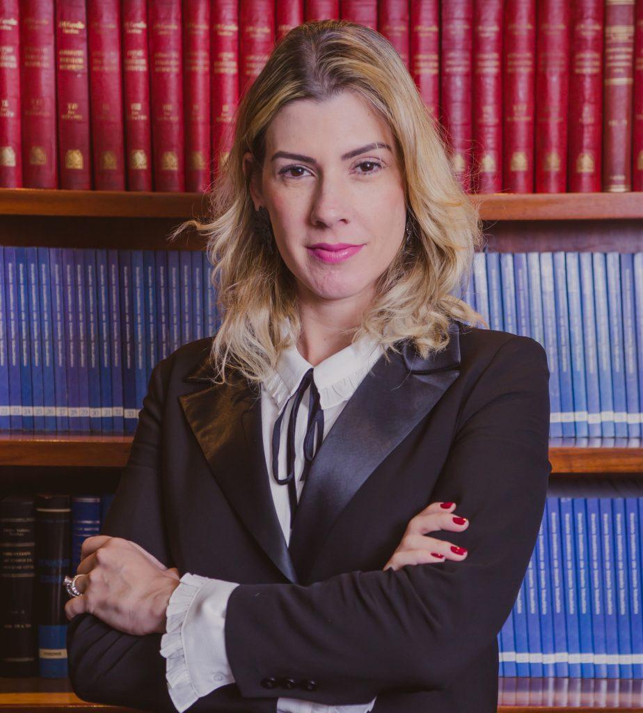Luciana Gouvêa doença ocupacional