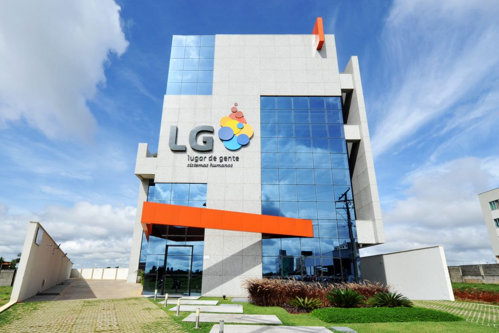 ações da LG frente ao covid-19