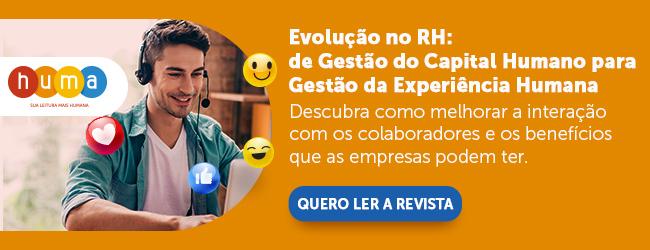 Evolução RH Revista Huma