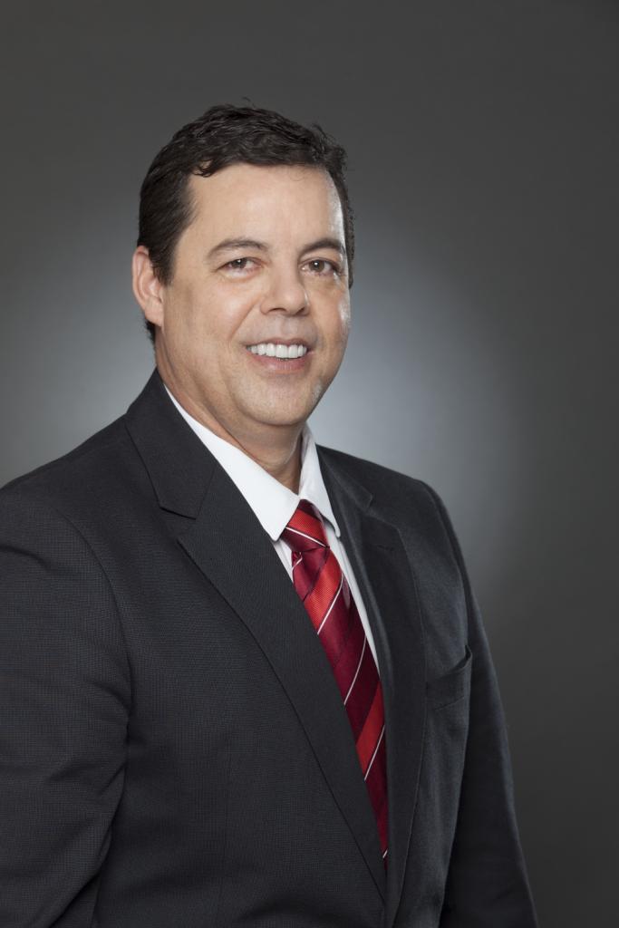 Adriano Moura, Diretor Comercial da LG lugar de gente