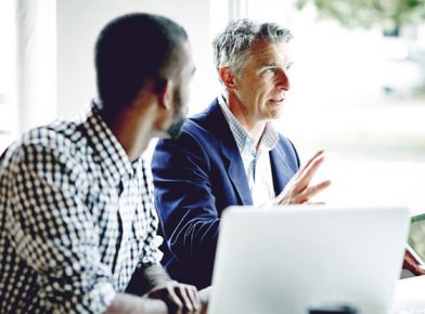 liderança digital