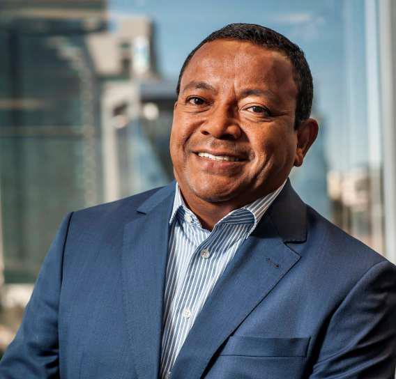 Carlos Hilário, Diretor de Recursos Humanos, Administrativo e Segurança Empresarial da Anglo American no Brasil